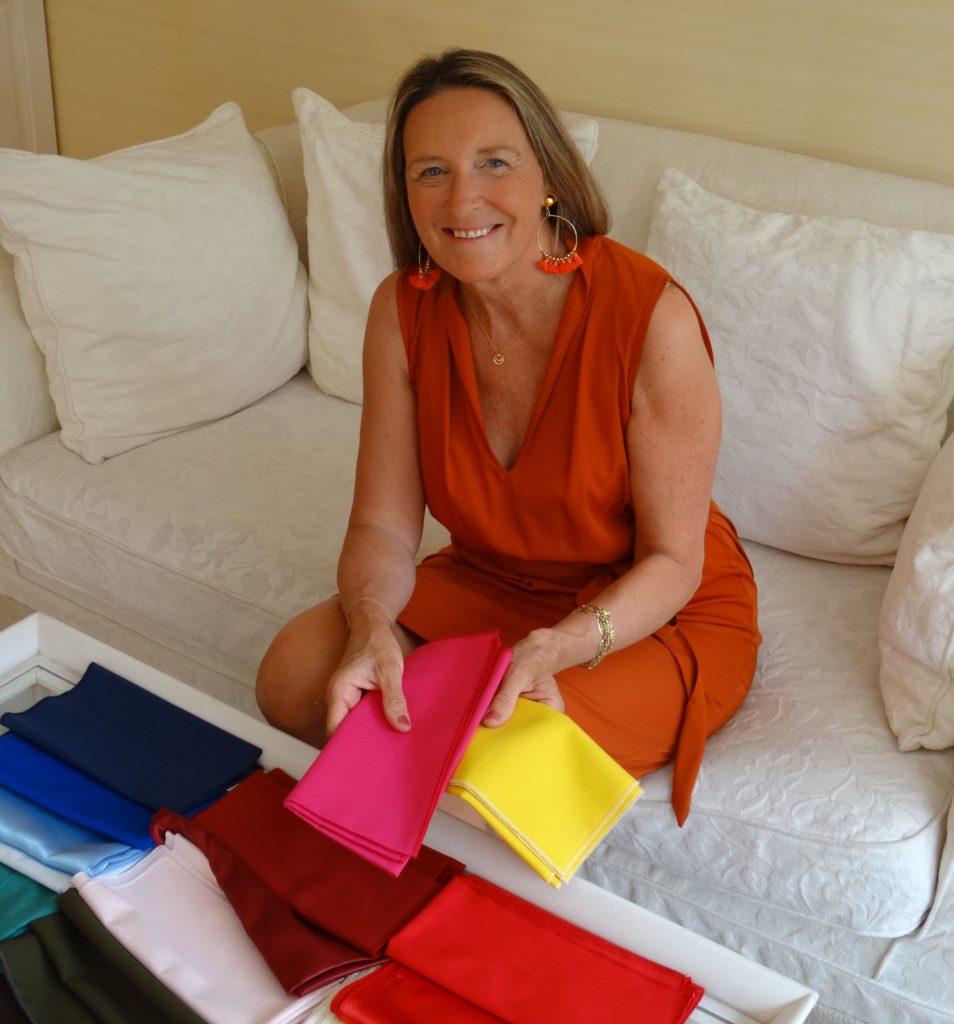 Personal shopper colorimétrie apparence